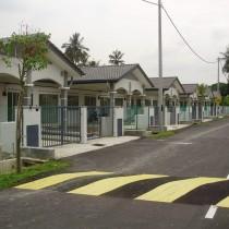 Taman Desa Sijangkang